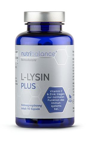 L-Lysin plus